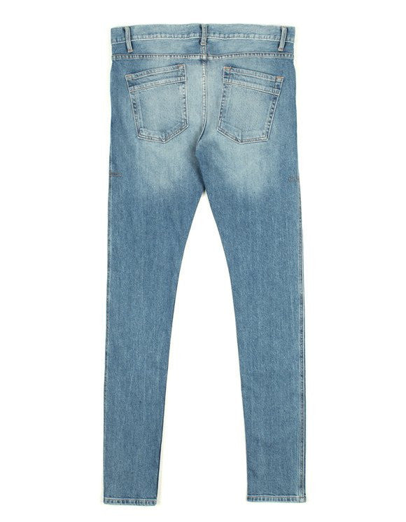 Robert Geller Denim Type 1 Blue-Robert Geller-CuratedLS