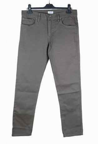 Robert Geller Denim Type 3 Slate-Robert Geller-CuratedLS