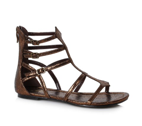 Athena Gladiator Flat Sandal available in 2 colors