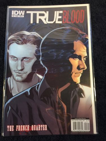 TRUE Blood Comic The French Quarter #2 CVR B