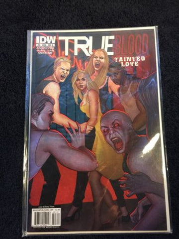 TRUE Blood Comic Tainted Love #3 CVR B MINT