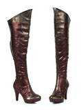 "Wonder Thigh High 4"" Heel Boot"