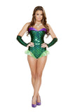 Green Mermaid Costume