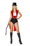 Sexy Lion Tamer 5pc Costume