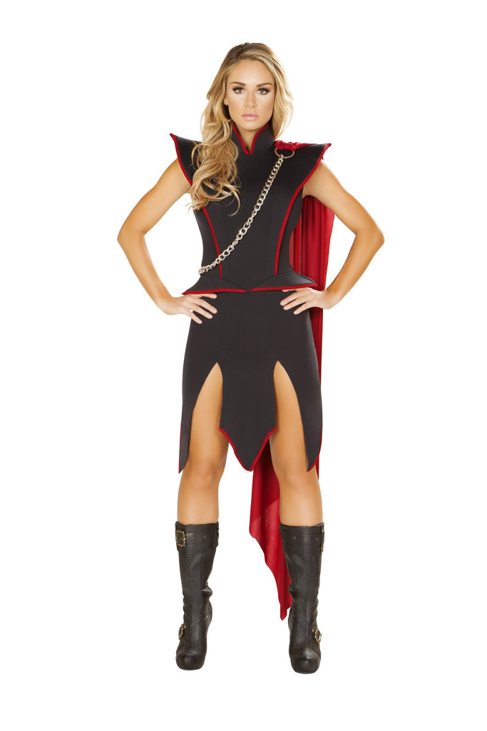 4841 - Roma Costume 2pc Dragon Realm Queen Ninja Assassin Game of Thrones
