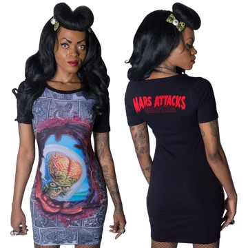 Mars Attacks Looking Blast Dress