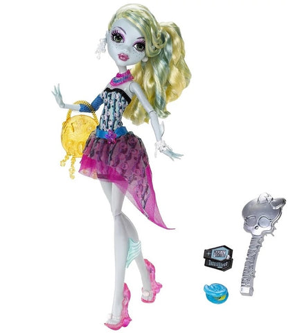 Lagoona Blue Monster High Dot Dead Gorgeous Doll 2012