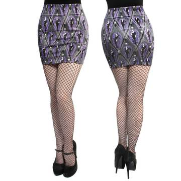 Vampira Arghoul Mini Skirt