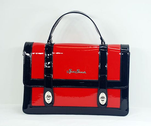 Bettie Bag Black/Red Handbag