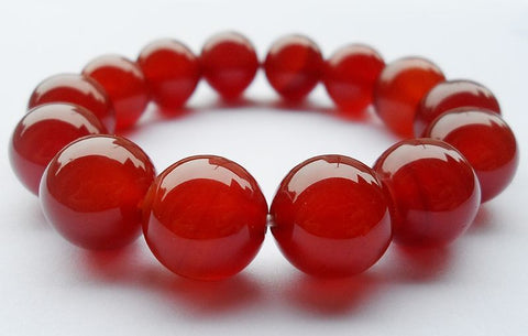 Bubblegum Bracelet Brick Red
