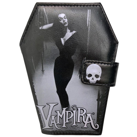 Vampira Mist Coffin Wallet
