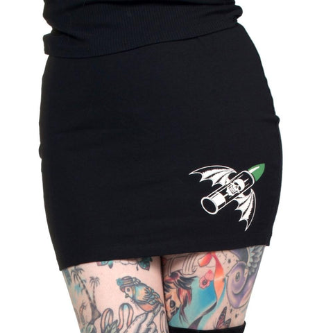 Glamour Ghoul Mini Skirt!