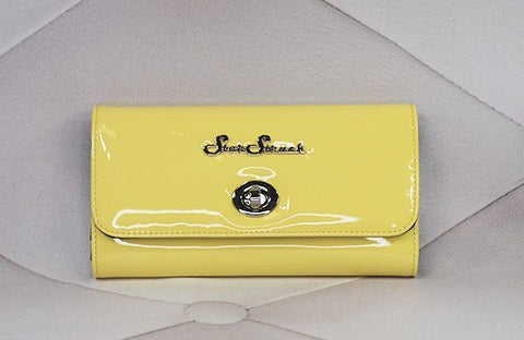 Tri-Fold Wallet - Lemon