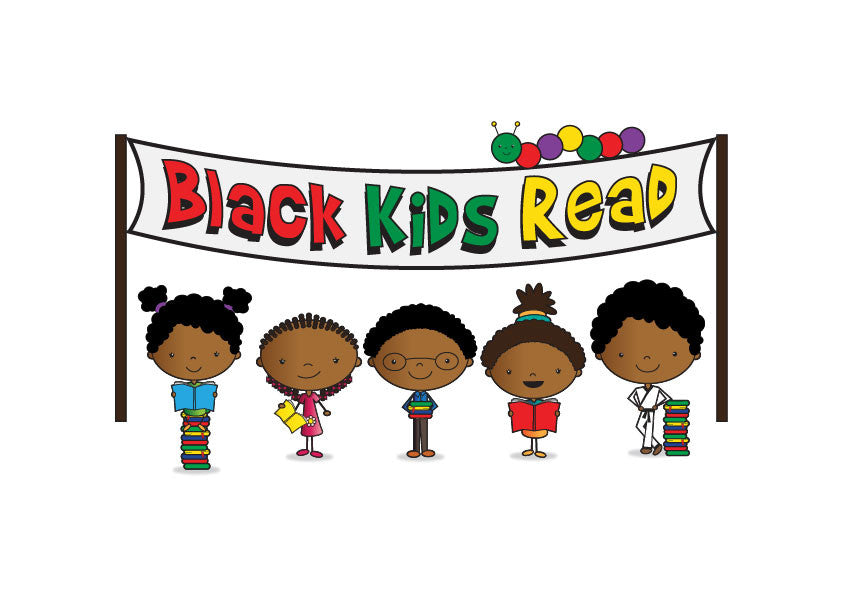 Black Kids Read Books