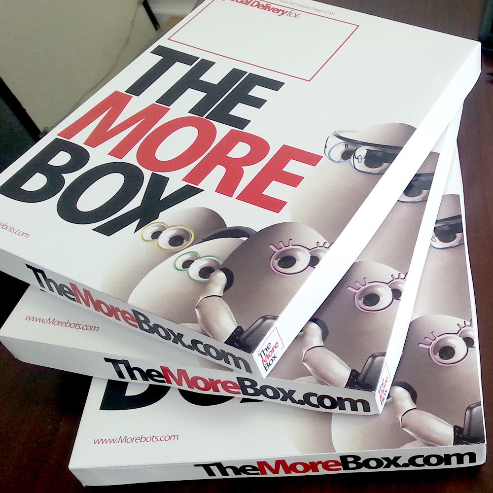 The Morebots announces the all new More Box