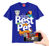 Pets Scannable Shirt
