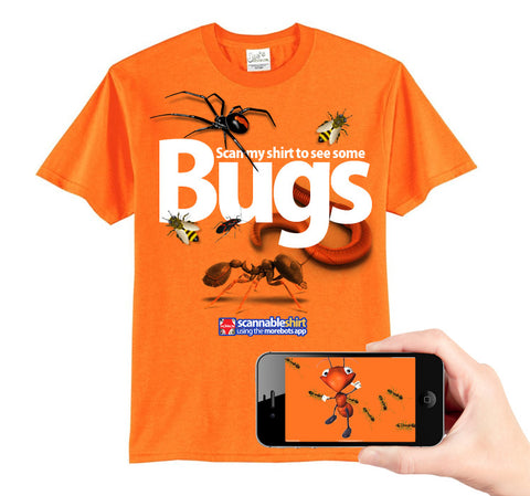 Bugs Scannable Shirt