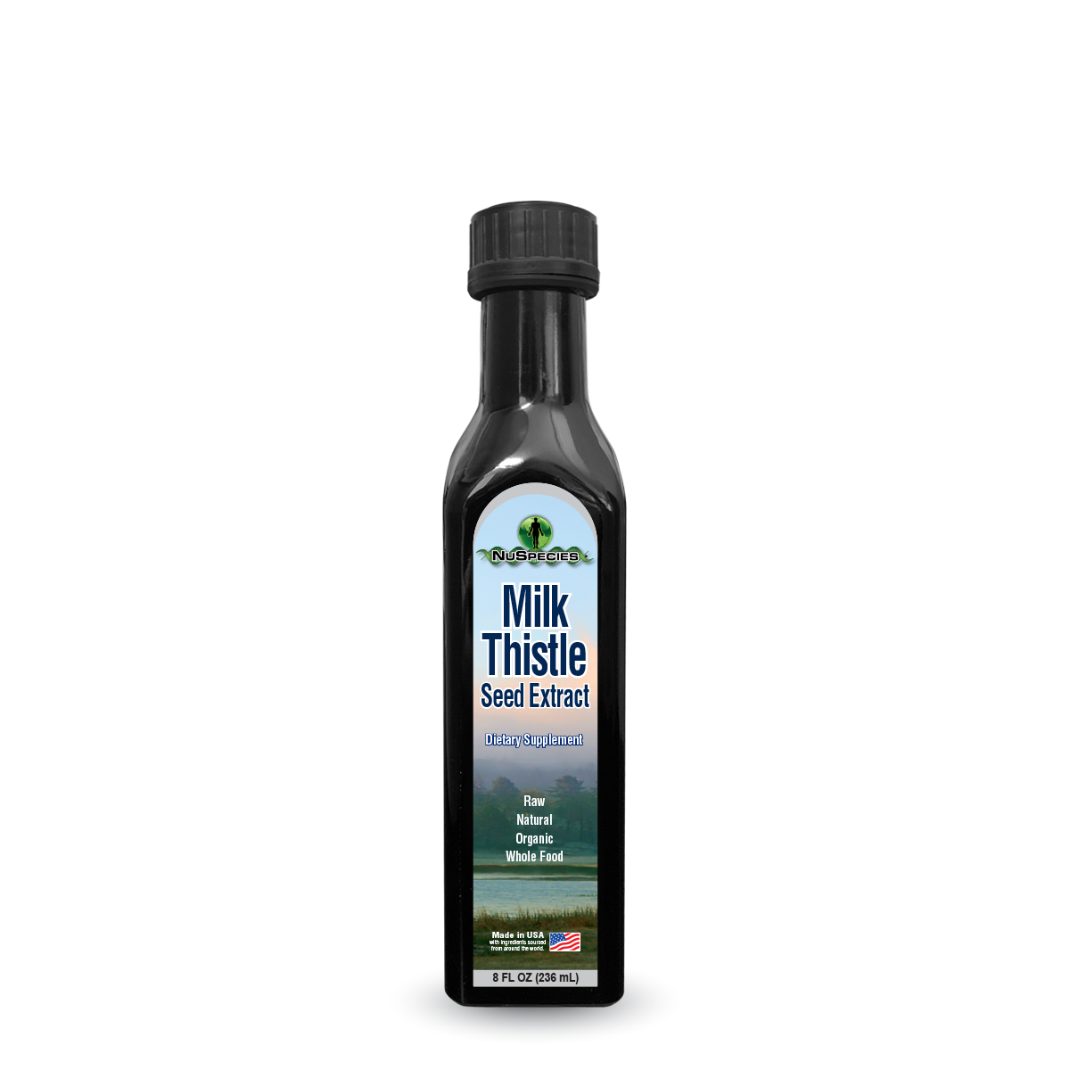 Milk Thistle Seed Extract 8 oz