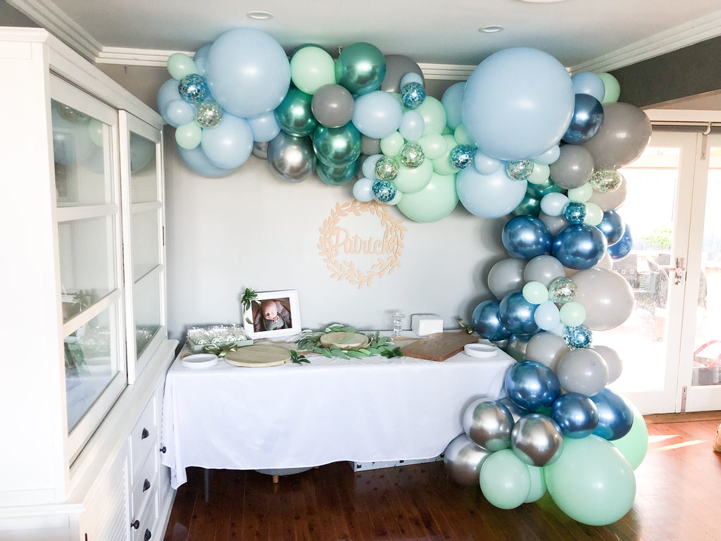 Patrick Christening Party