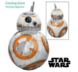 BB-8 Foil Shape and 9 helium  Balloon bouquet