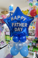 Happy Father Day Table Arrangement