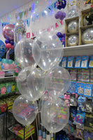Under The Sea Fish  Shape Foil and 9  Balloon Bouquet