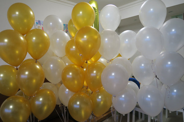 60 ceiling helium balloon