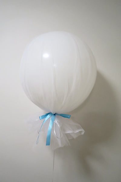 Tulle 3Ft round jumbo  balloon