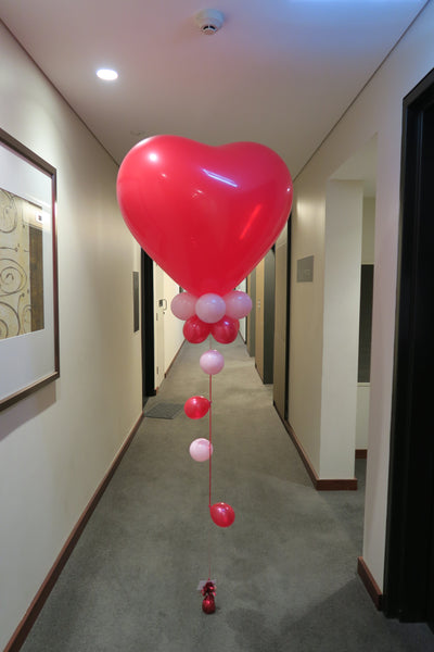 Wedding or Engagement  balloon bouquet