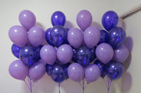 4 x 10 balloons floor bouquet