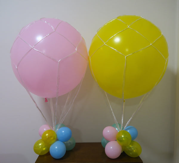 10 sets Hot air  balloon arrangements