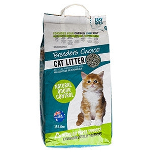 Breeders Choice-Cat Litter