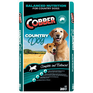 Cobber-Country Dog