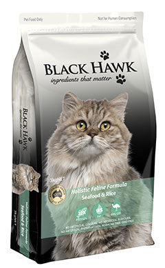 Black Hawk-Feline-(Seafood & Rice)