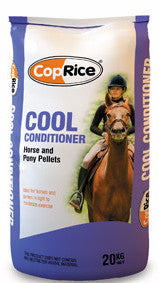 CopRice-Cool Conditioner Horse Pellets
