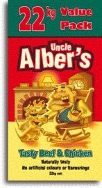 Uncle Albers-Beef & Chicken