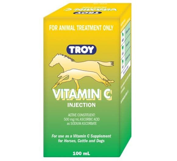 Vitamin C Injection - TROY