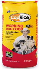 CopRice-Working Dog