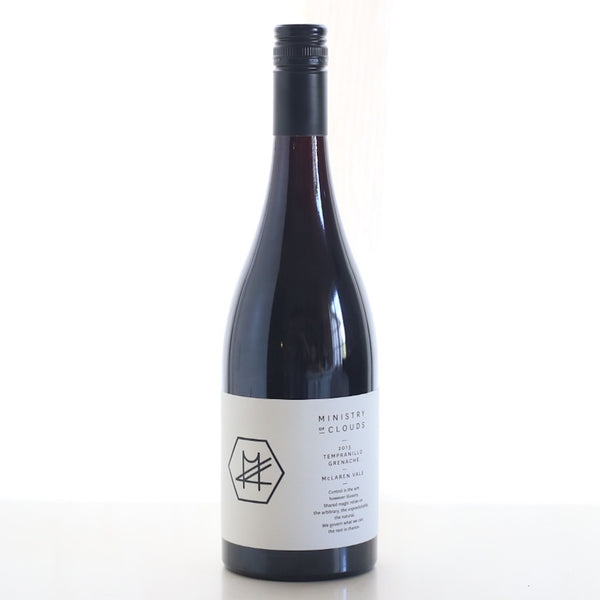 Ministry of Clouds 2015 Tempranillo Grenache