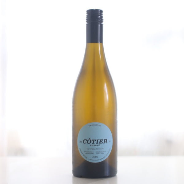 Côtier Riesling 2015 by Barnaby Flanders