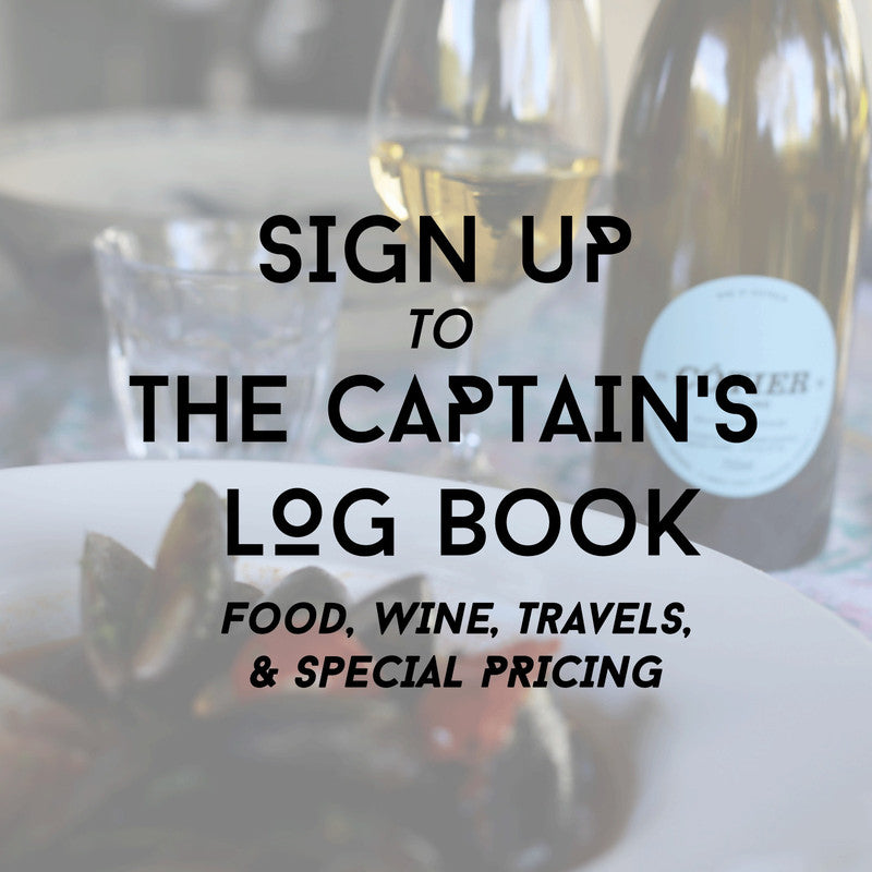 Sign up to the Latest Log Book Post
