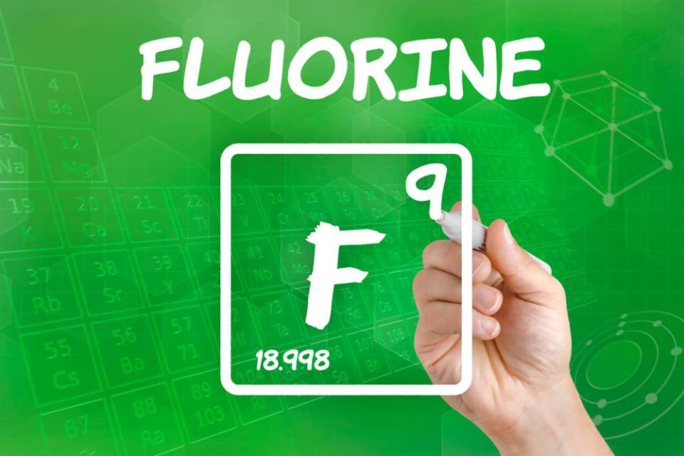 Fluoride Lowers Kids Intelligence
