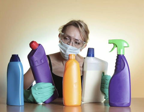 Chemicals, Kids and Cancer: Why kids are particularly vulnerable to toxic home chemicals