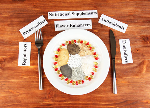 Emulsifiers in your food are probably causing you gut problems.