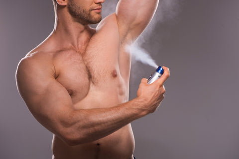 Men also exposed to chemicals from Personal care products (PCPs). New study