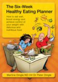 6 Week Healthy Eating Planner Paperback