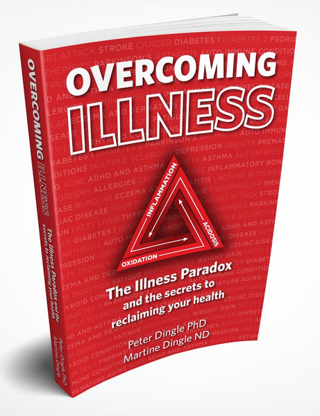 Overcoming Illness (Pre-Order - 20% Off)