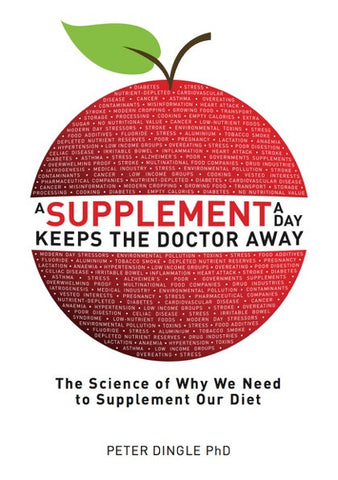 A Supplement A Day Keeps The Doctor Away Paperback