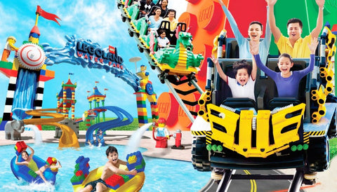 LEGOLAND® Malaysia Admission with Transport from Singapore