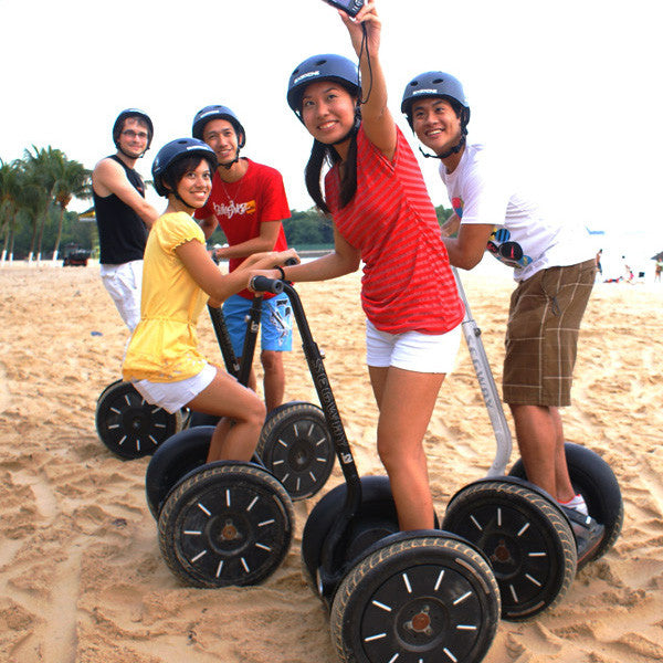 GoGreen Segway Fun Ride